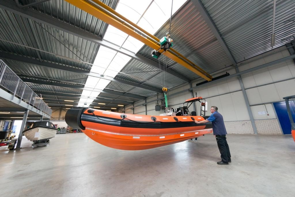 WorkRibs RIB boats: top quality from Den Helder